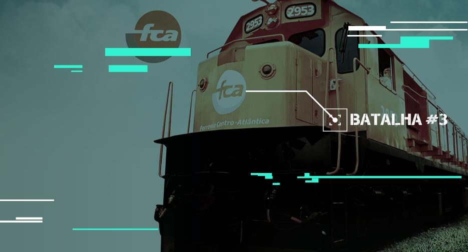 A FCA - Ferrovia Centro-Atlântica
