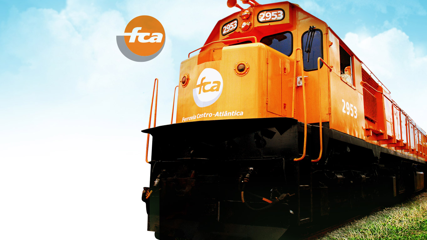 A FCA – Ferrovia Centro-Atlântica