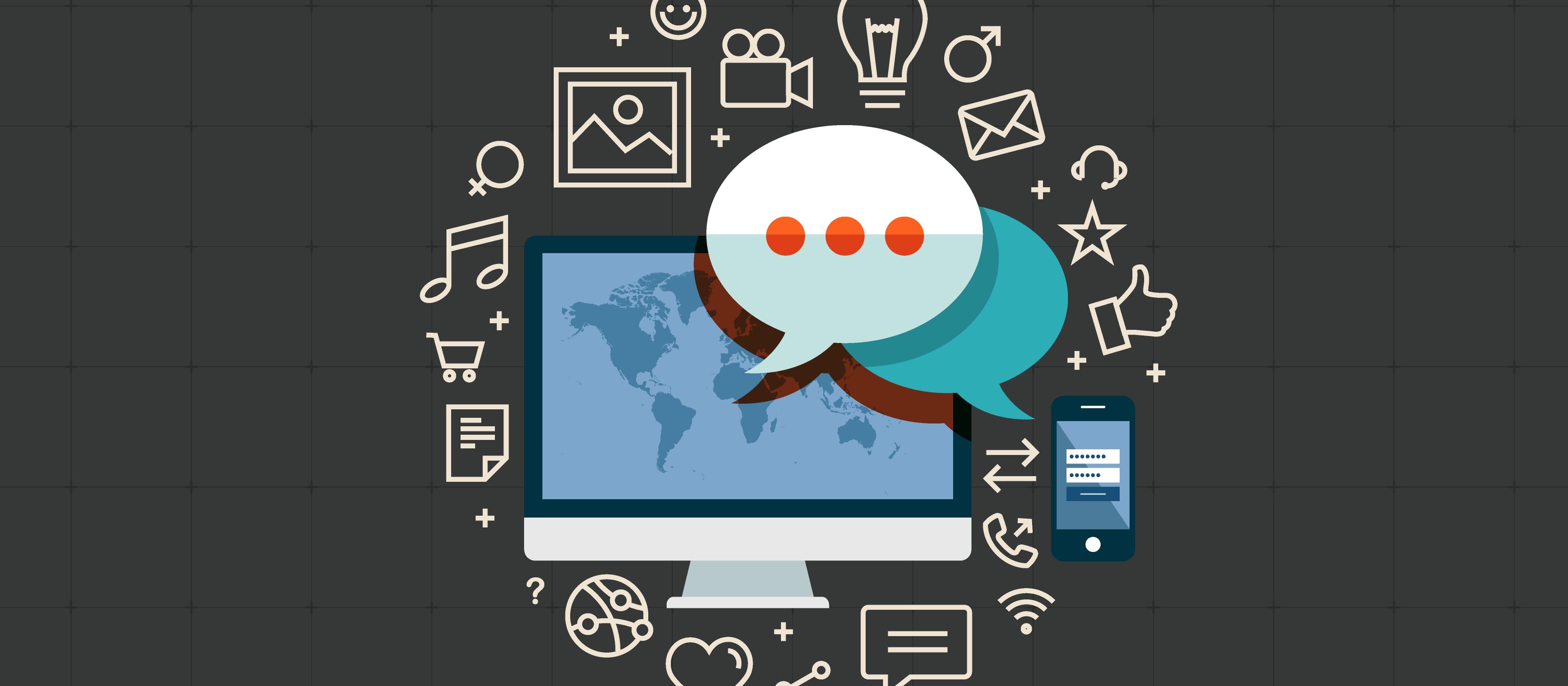 Por que as redes sociais são importantes em uma estratégia de Inbound?